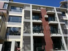 锌钢造型百叶窗