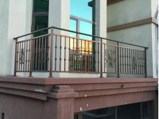 露台护栏44