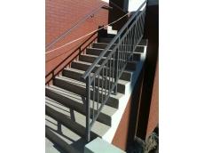 锌钢楼梯扶手8